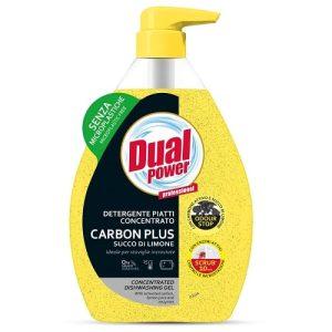 Dual power carbon plus succo di limone